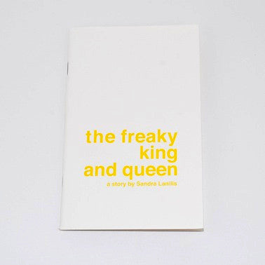 A Book To Illustrate - The Freaky King and Queen