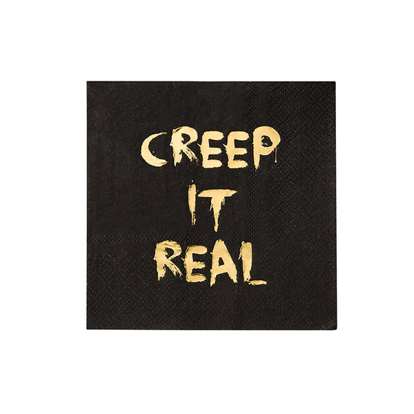 Creep It Real Napkins