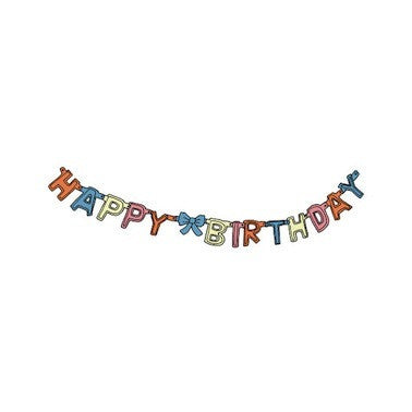 Tattoo - Birthday Garland