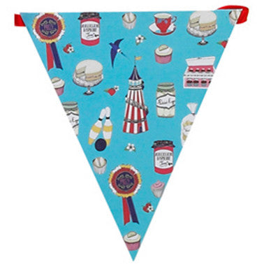 A Village Fete - Bunting