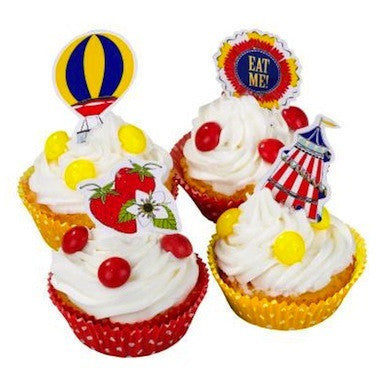 A Village Fete - Cake Set