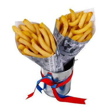 A Village Fete - Chip Cones