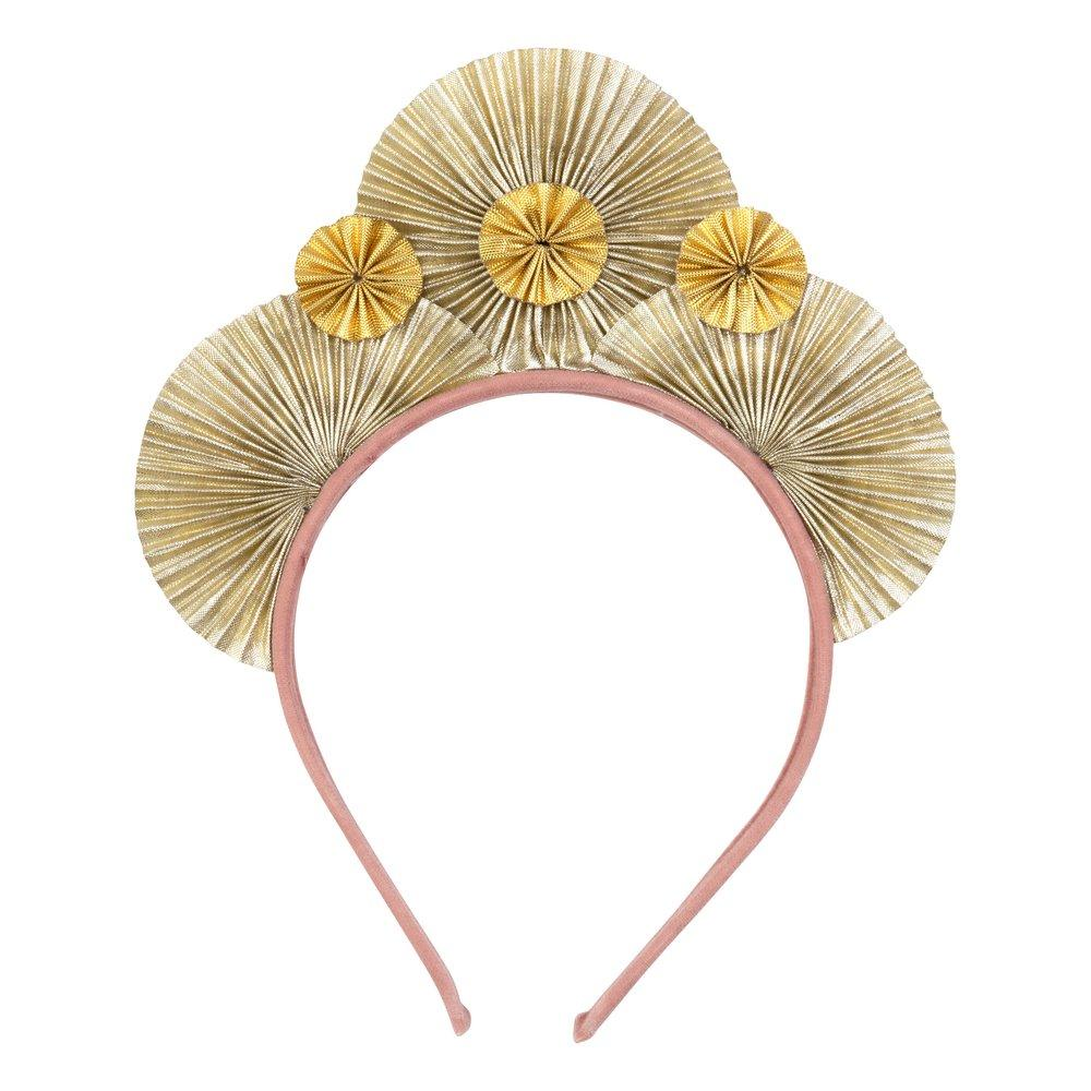 Metallic Fan Headband
