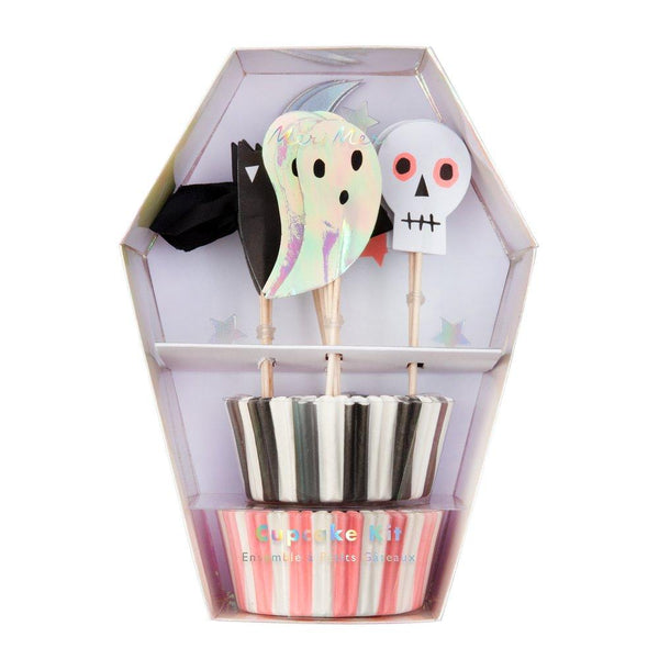 Halloween Icon Cupcake Kit