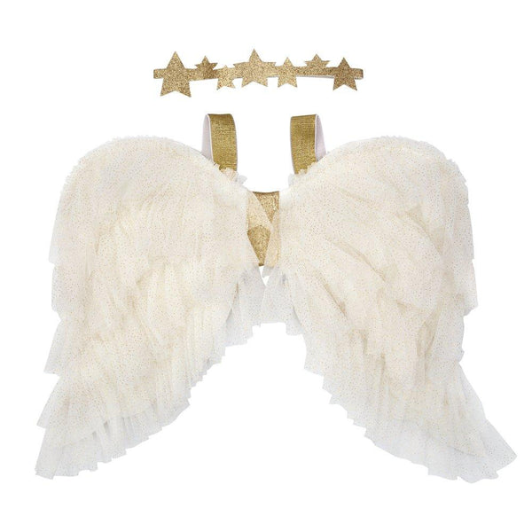 Tulle Dress Up Angel Wings
