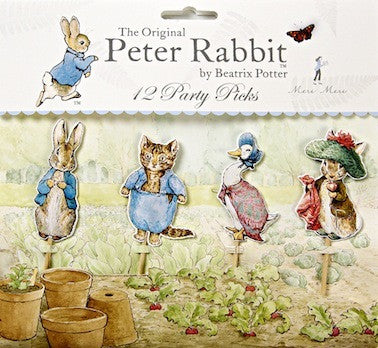 Peter Rabbit Party Picks