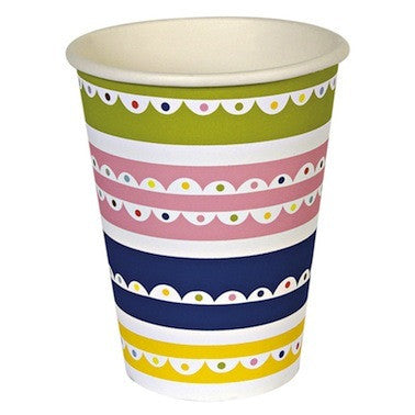 Birthday Paper Cups
