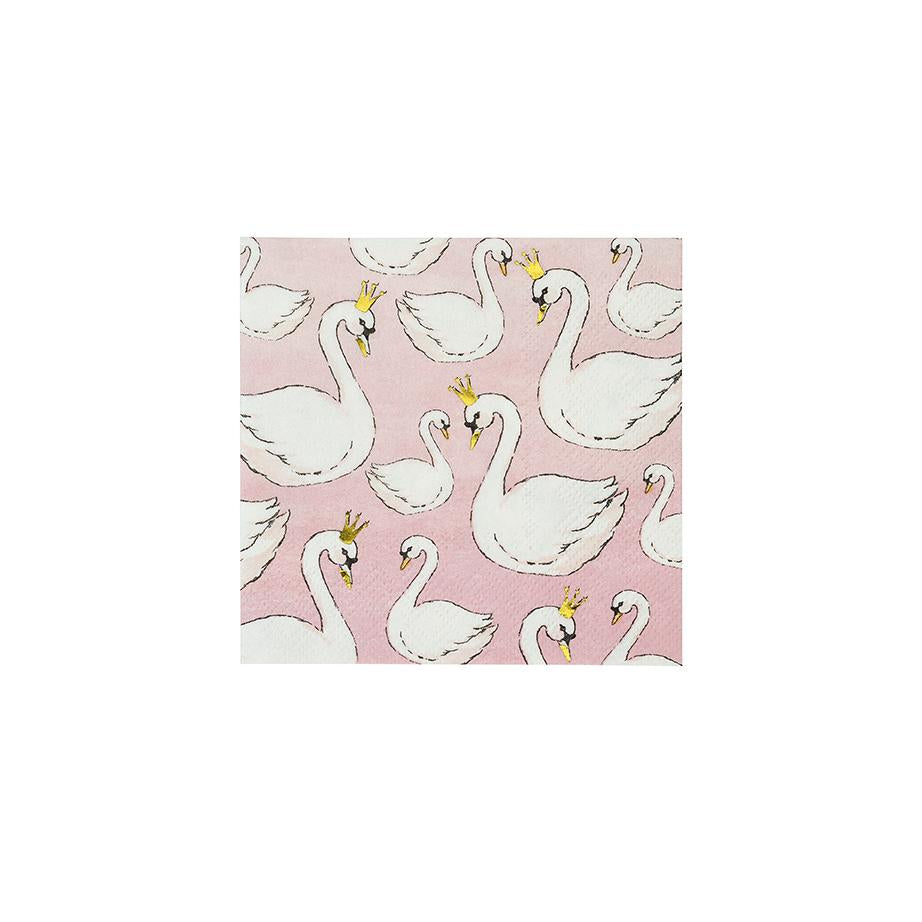 Swan Lake Napkins