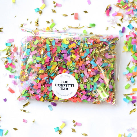 Unicorn Party Confetti