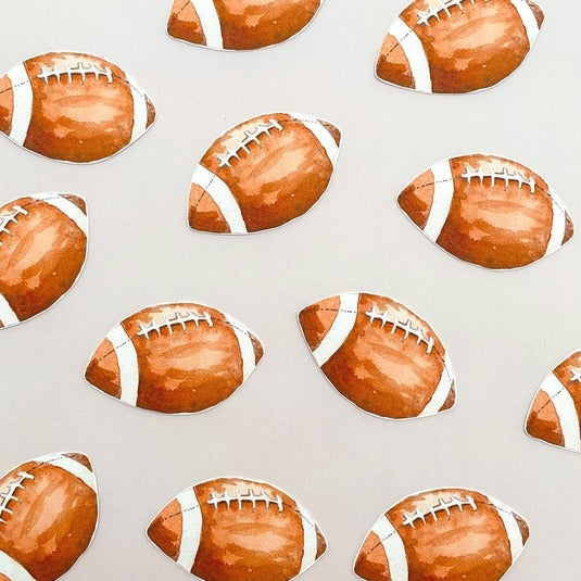 Football Party Punchies - Large