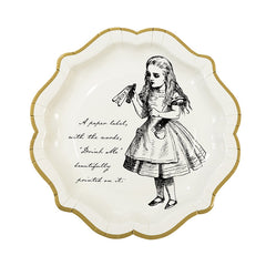 Truly Alice - Dinner Plates