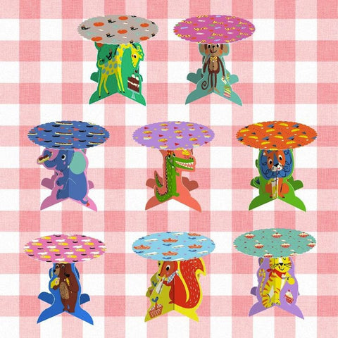 Party Animals - Cupcake Stands