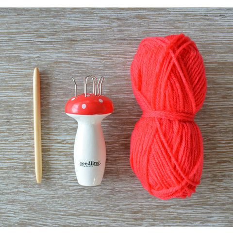 French Knitting Spool