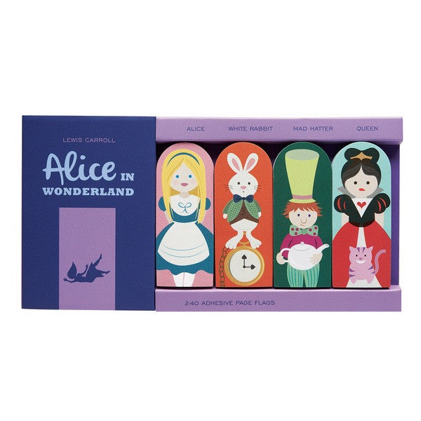 Alice in Wonderland Sticky Notes