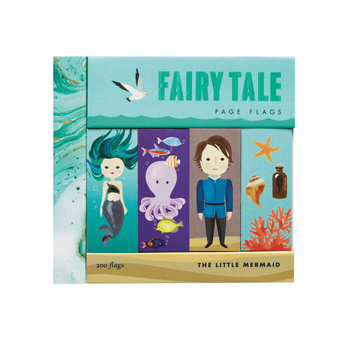The Little Mermaid Sticky Notes