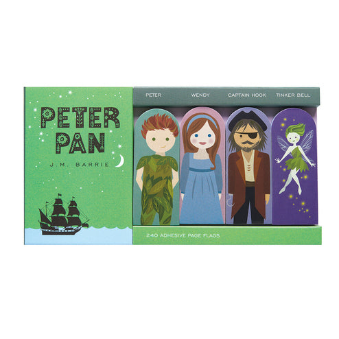 Peter Pan Sticky Notes