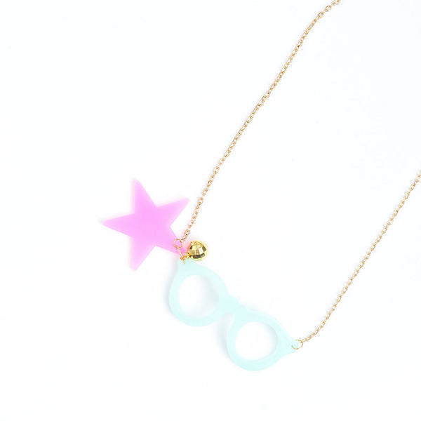 Star Sunglasses Necklace