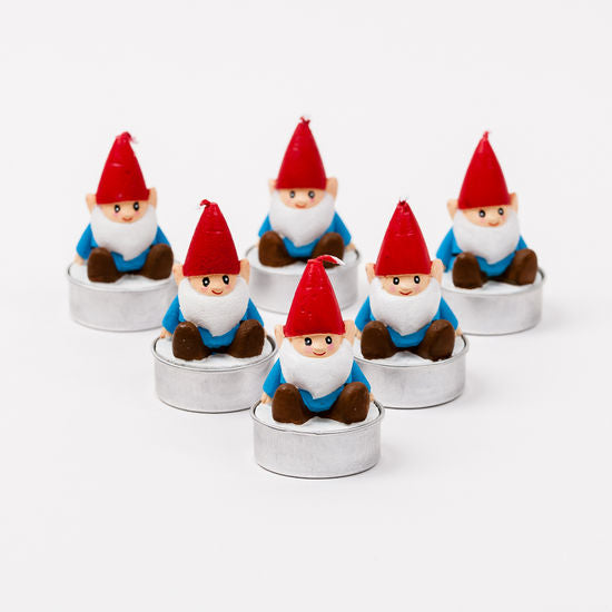 Gnome Tea Lights