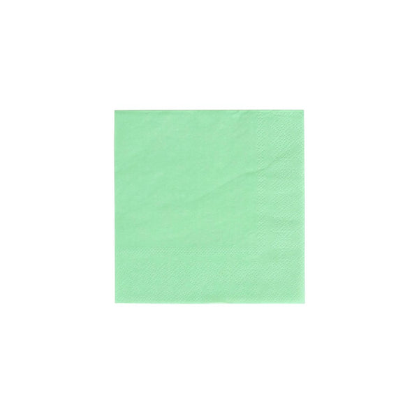 Mint Party Napkins