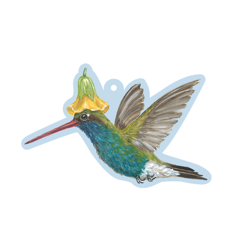 Hummingbird Gift Tags