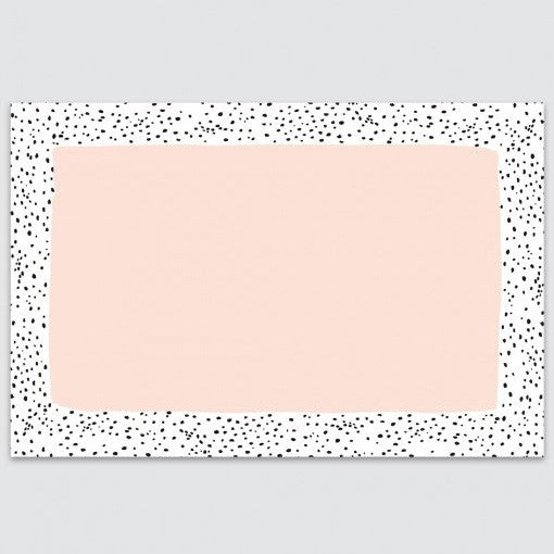 Speckled Rose Placemats