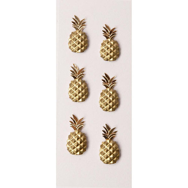 Pineapple Mini Stickers