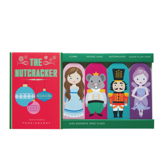 The Nutcracker Sticky Notes