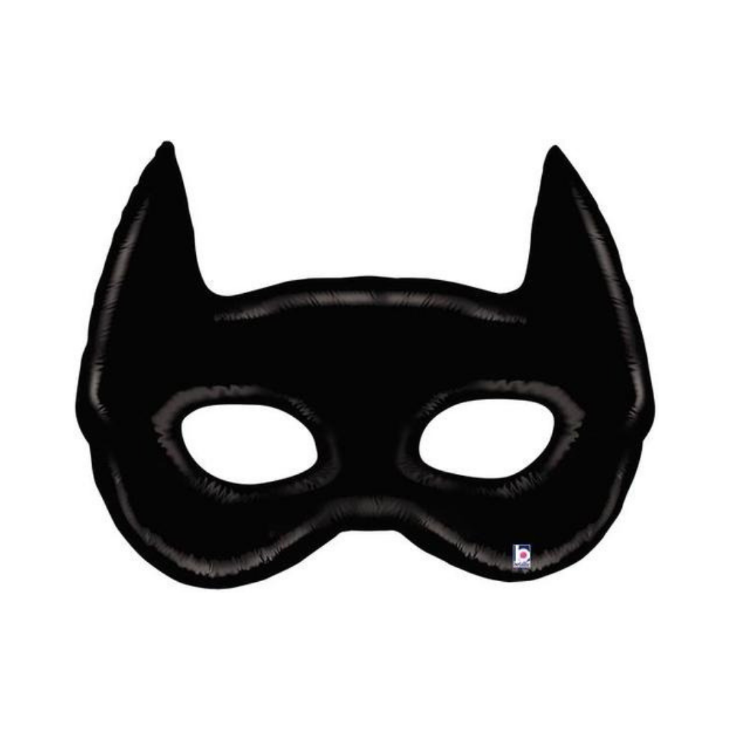 Bat Mask Mylar Balloon