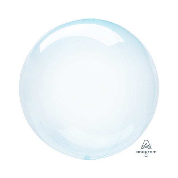 Crystal Clearz Blue Balloon