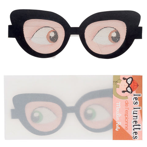 Girl Spy Glasses