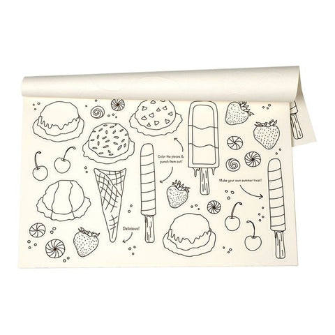 Placemats - Ice Cream Party