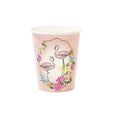 Truly Flamingo Paper Cups