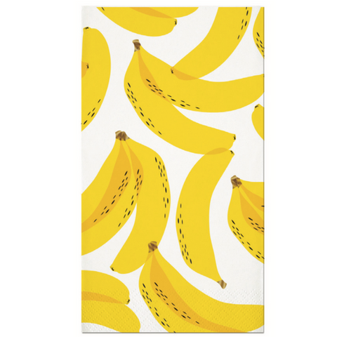 Banana Guest Towel