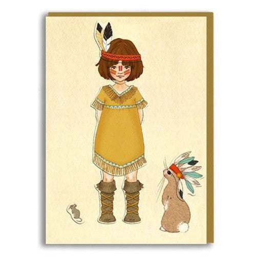 Belle & Boo Dress Up Sticker Card - Belle