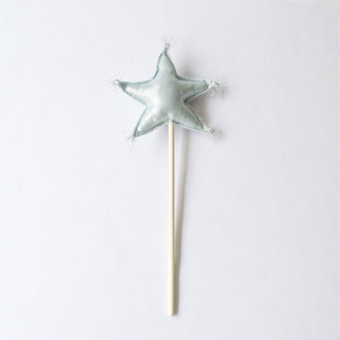 Metallic Linen Magic Wand