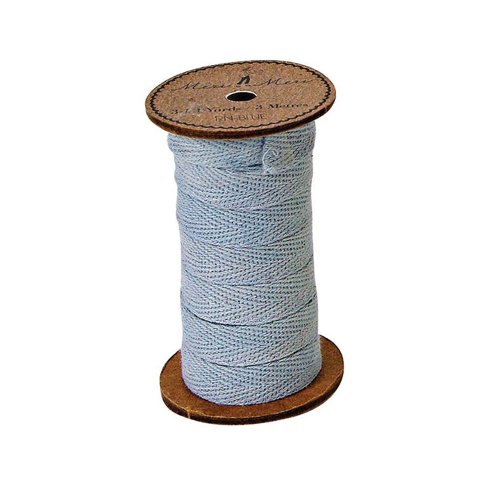 Blue Spool Ribbon