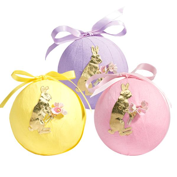 Pastel Easter Surprise Ball