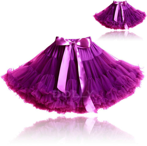 Punk Princess Pettiskirt Set - Amethyst