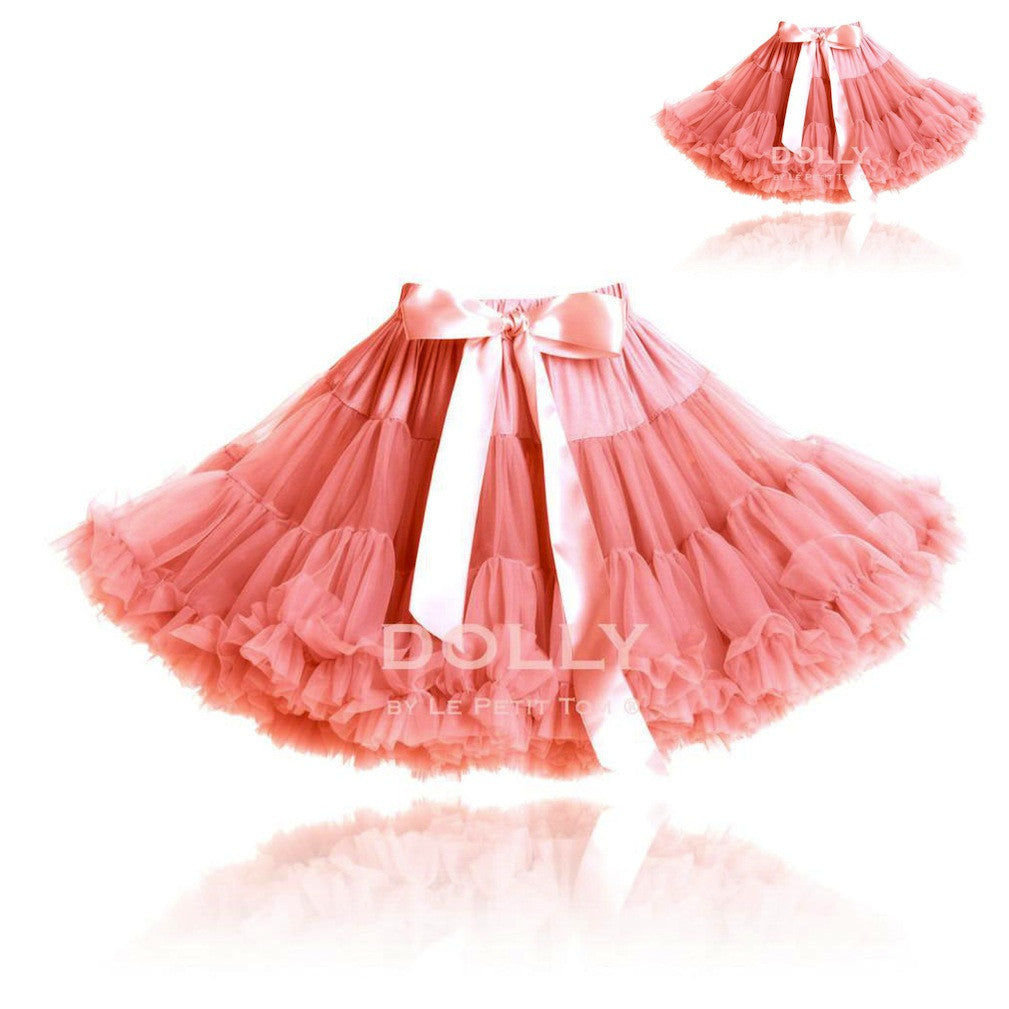 Queen of Fairies Pettiskirt Set - Coral