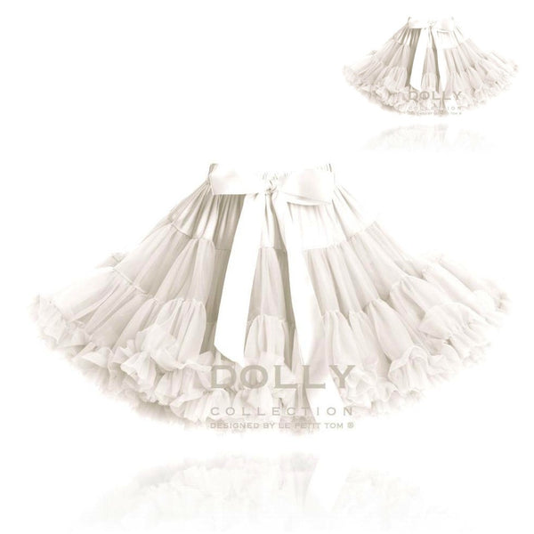 Marilyn Monroe Pettiskirt Set - Off-White