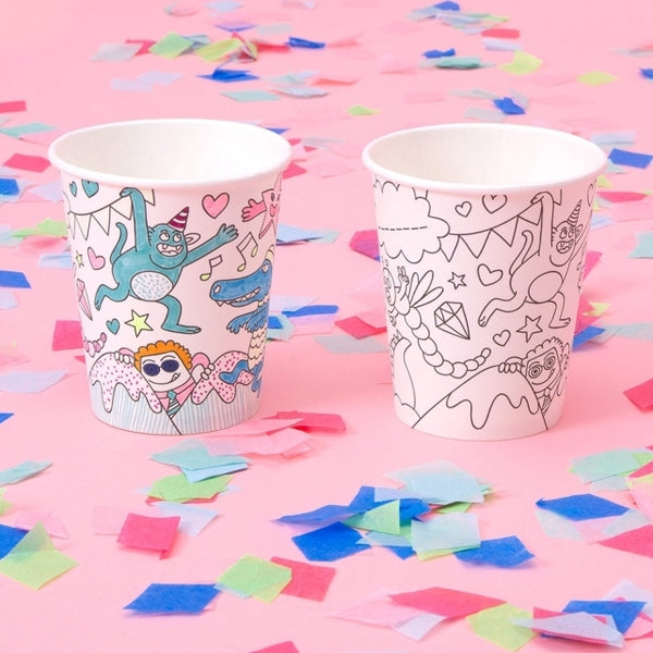 OMY Paper Cups