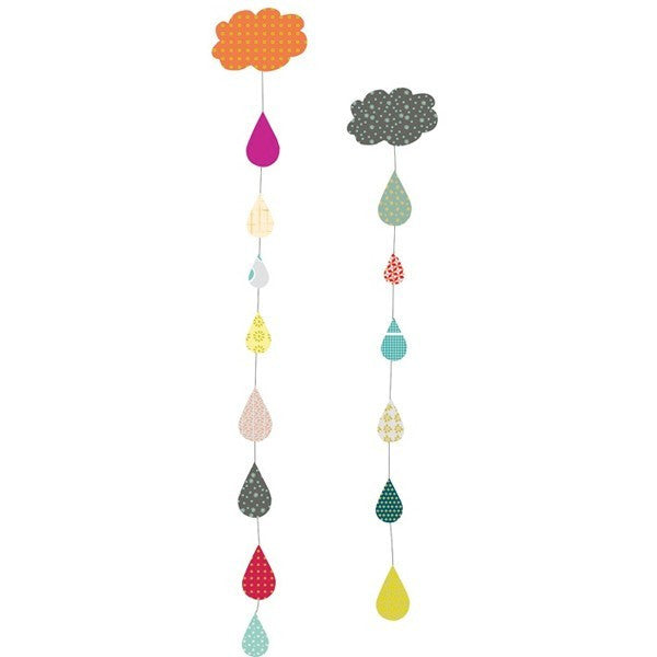 Garland Kit - Multicolor Raindrops