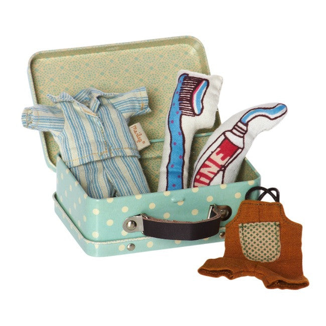 Suitcase For Boy Mouse