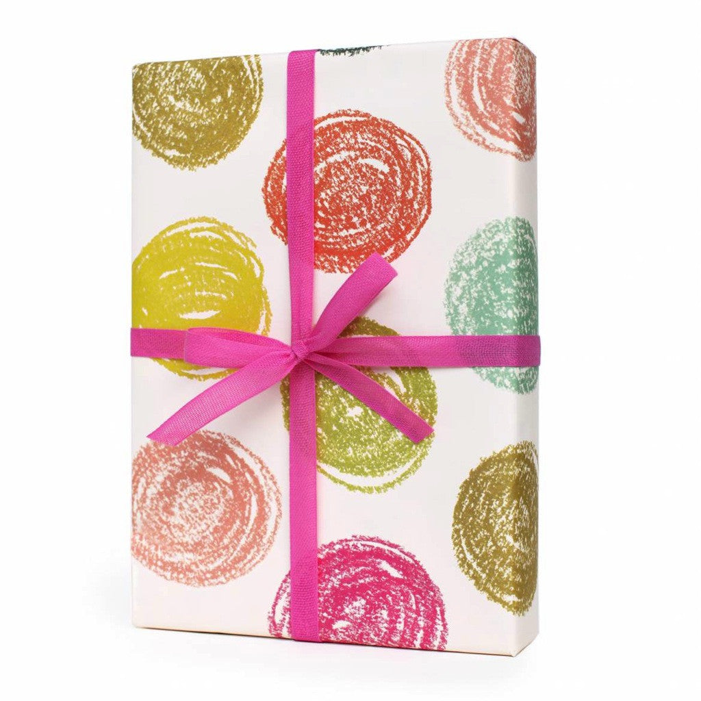 Party Dot Gift Wrap
