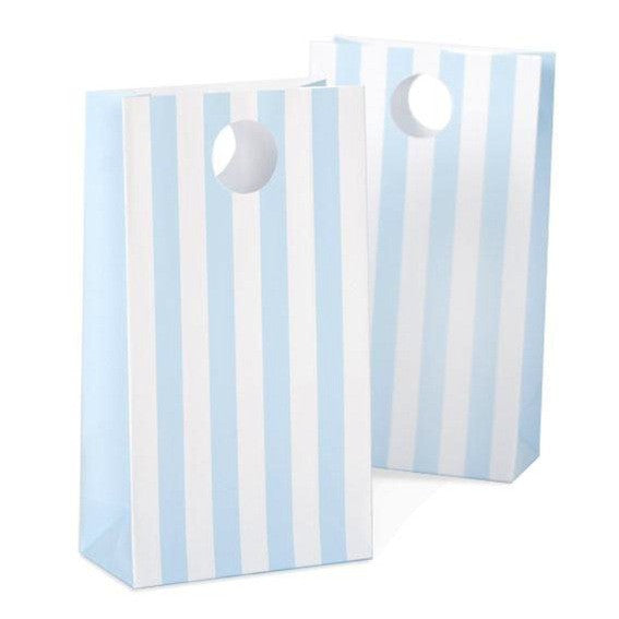 Powder Blue Favor Bags