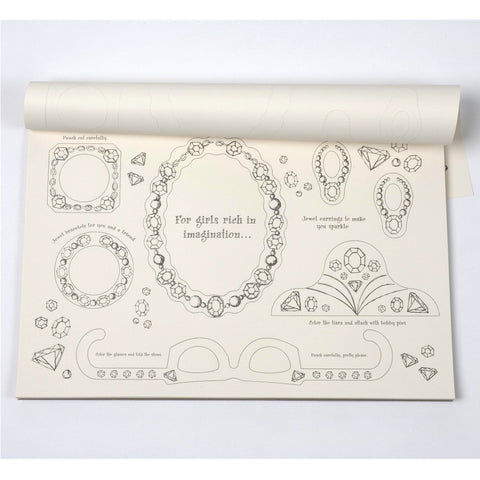 Placemats - Paper Pearls