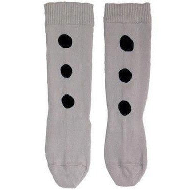 Midnight Dot Socks