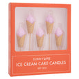 Ice Cream Candles