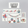 Party Tattoo Set