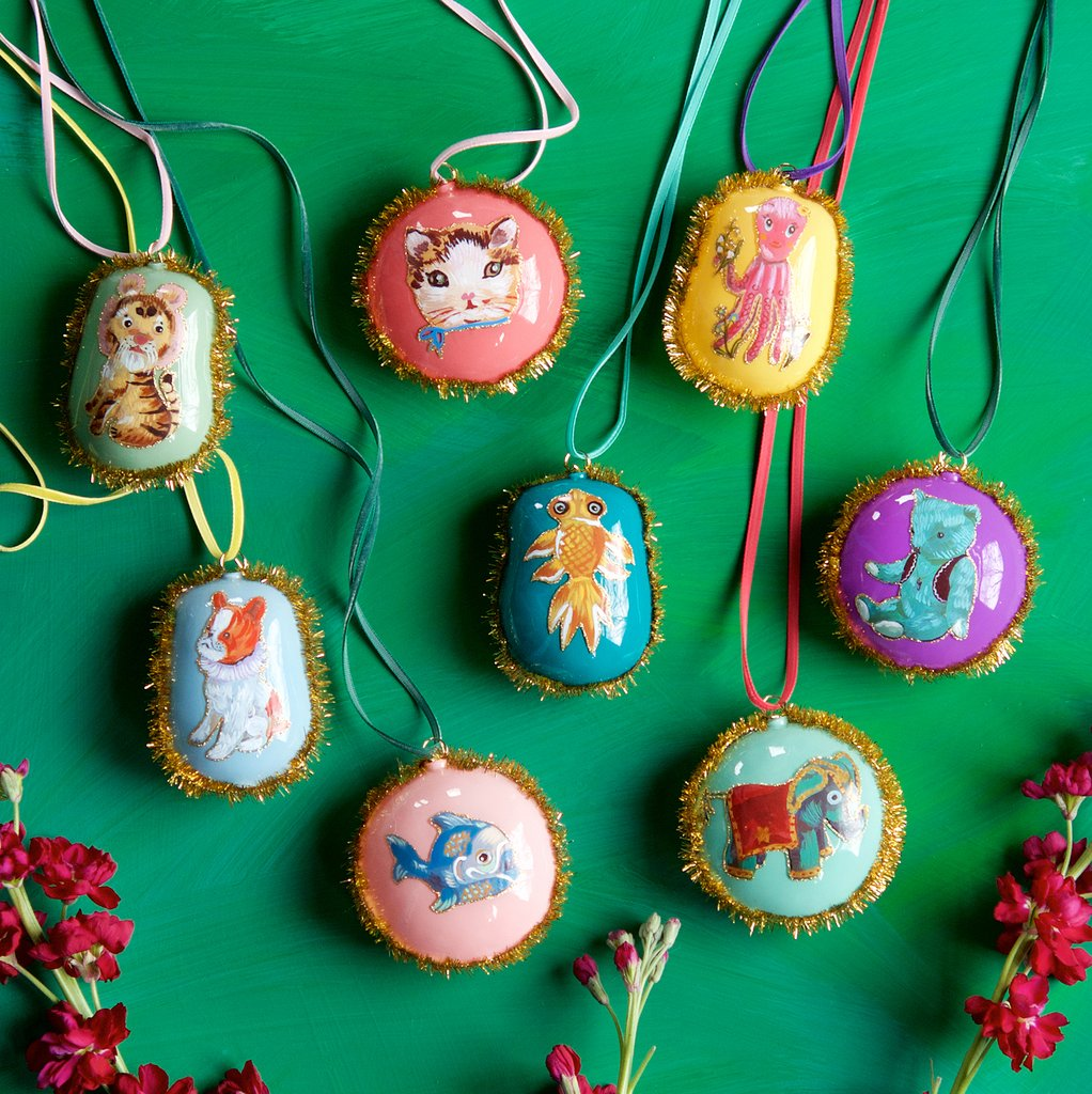 Pillow Toy Ornaments